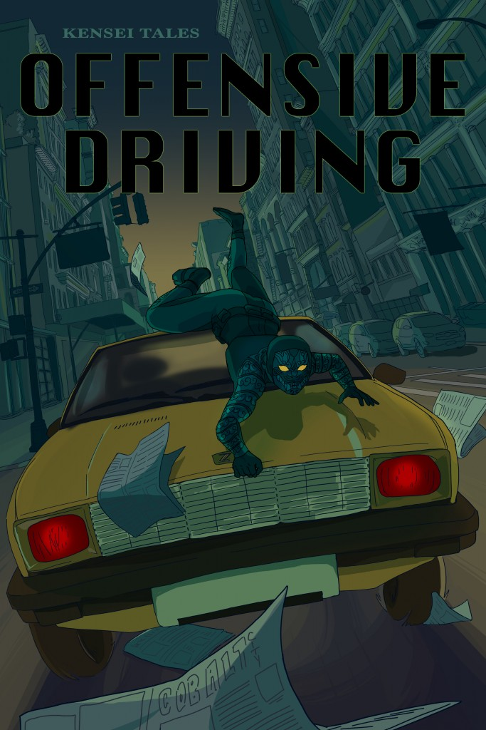 Cover for Kensei Tales: Offensive Driving