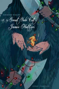 Cover for Kensei Tales: It's the Great Yule Cat, Jamie Hattori