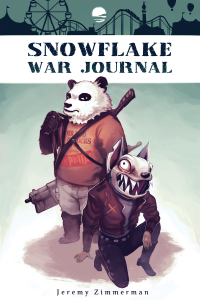 Cover for Snowflake War Journal