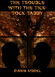 Cover for The Trouble with the Tick-Tock Tabby