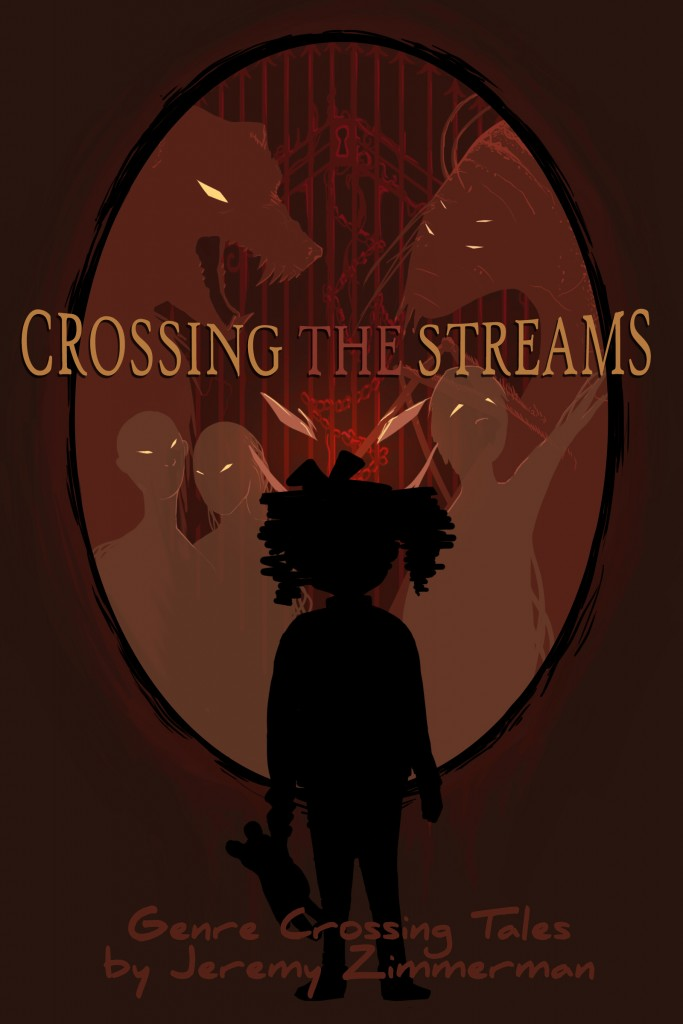 Cover for Crossing the Streams
