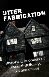 Mockup of Cover for Utter Fabrication