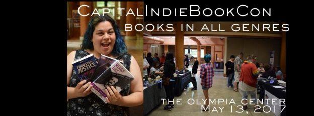 Capital Indie Book Con 2