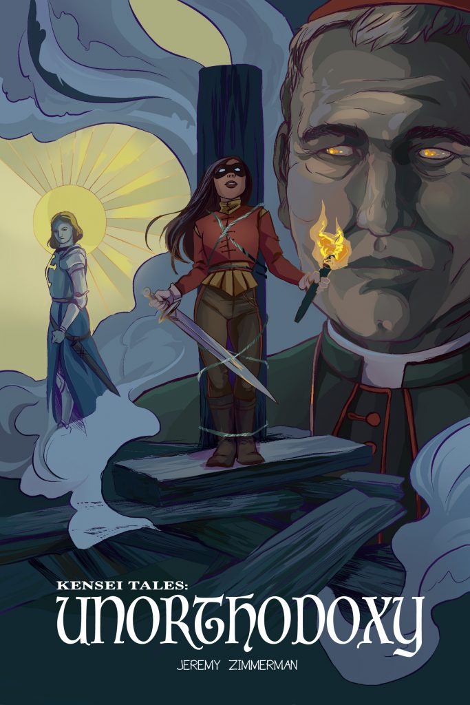 Cover for Kensei Tales: Unorthodoxy