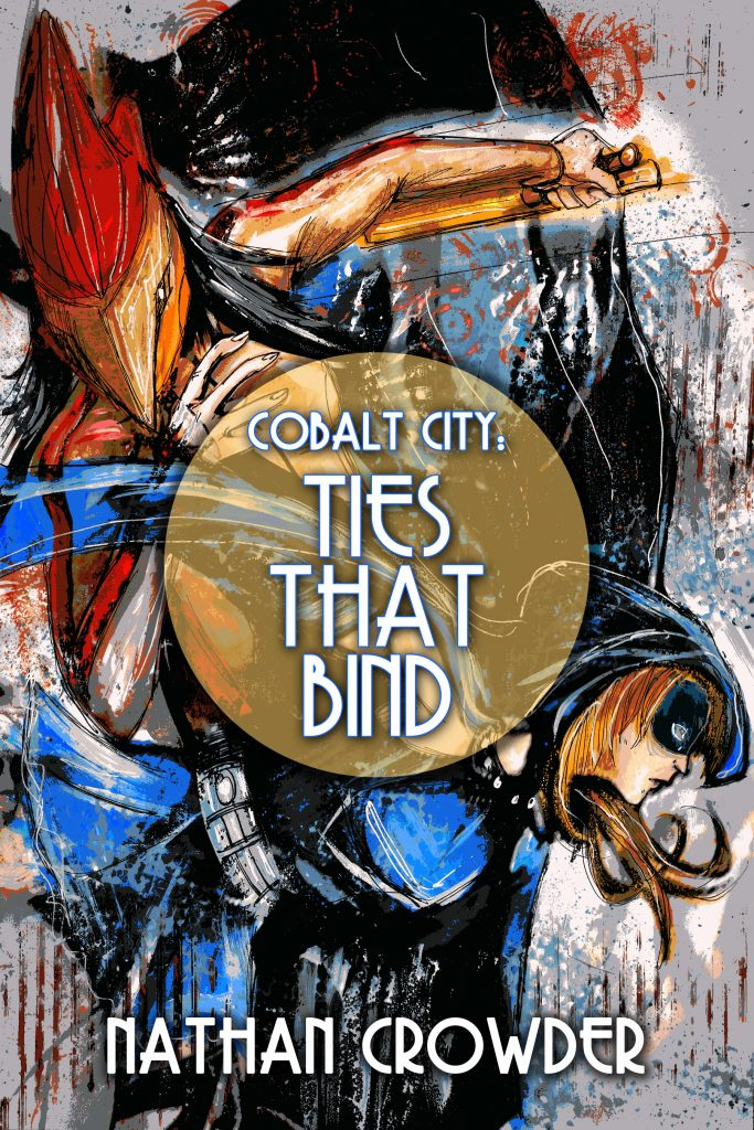 Cover art for Cobalt City: Ties That Bind