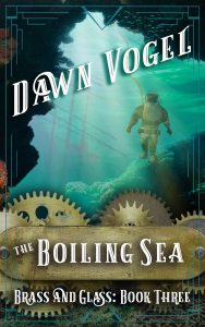 Book Cover: The Boiling Sea